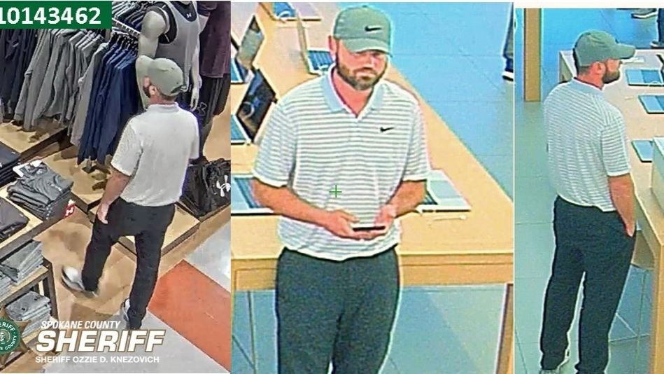 Deputies looking to identify men accused of spending $10,000 on stolen credit cards