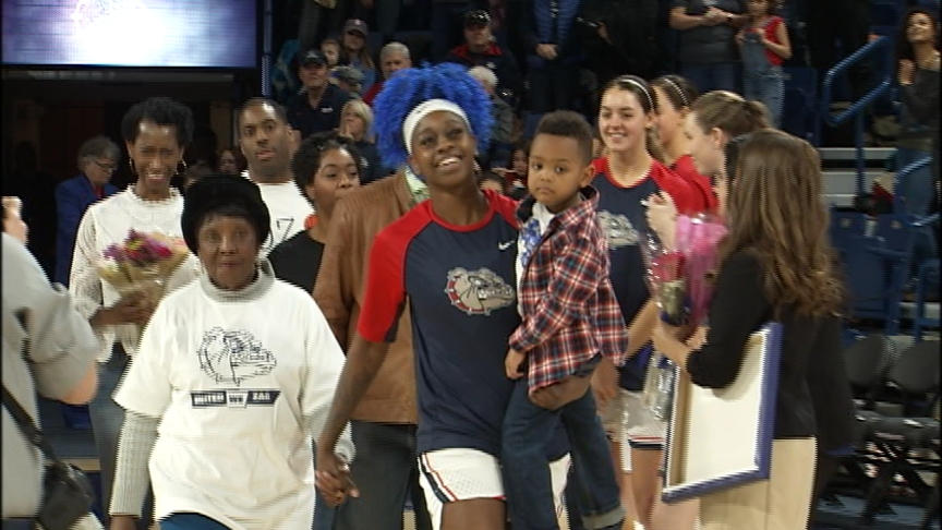 GU battles to win WCC title outright with win over LMU, 68-58