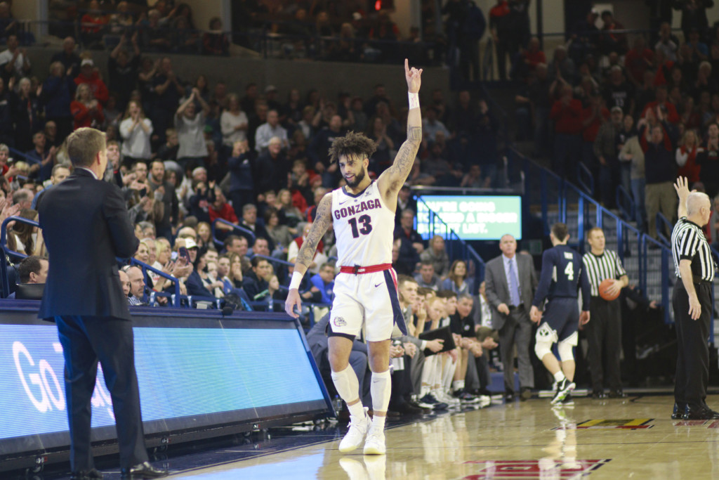 Selection Sunday is here. Will the Zags be a 1 seed in the NCAA tournament?