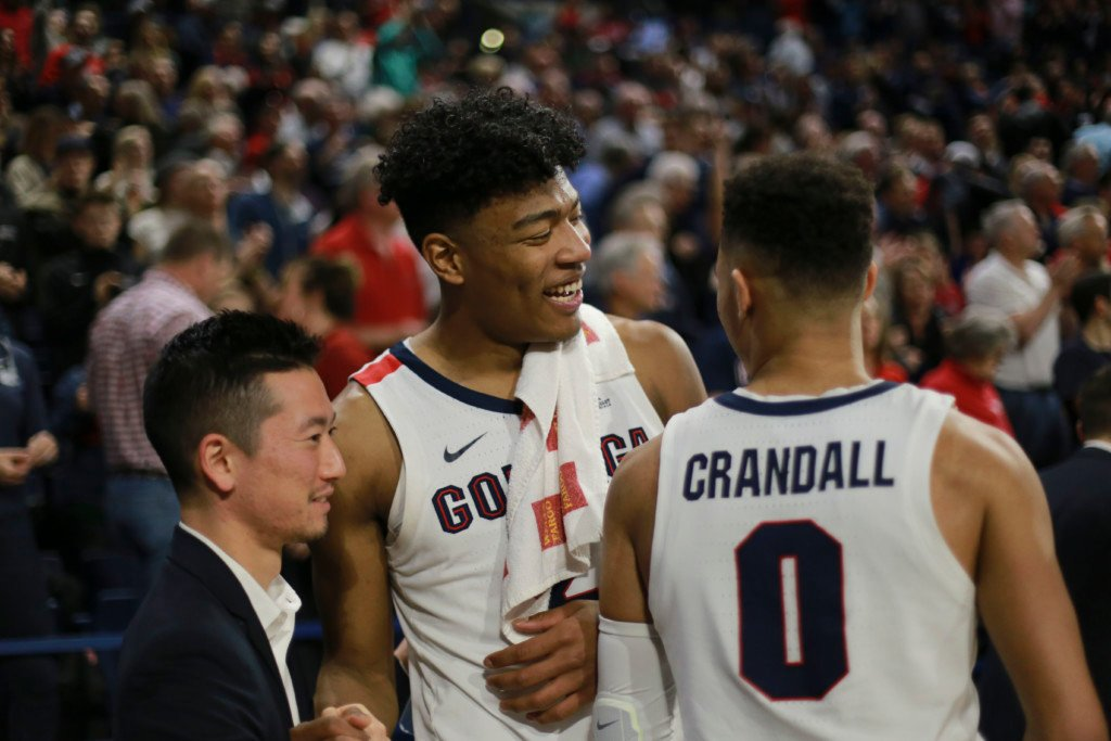 Inside the matchup: Gonzaga takes on Florida State with Elite Eight hopes on the line