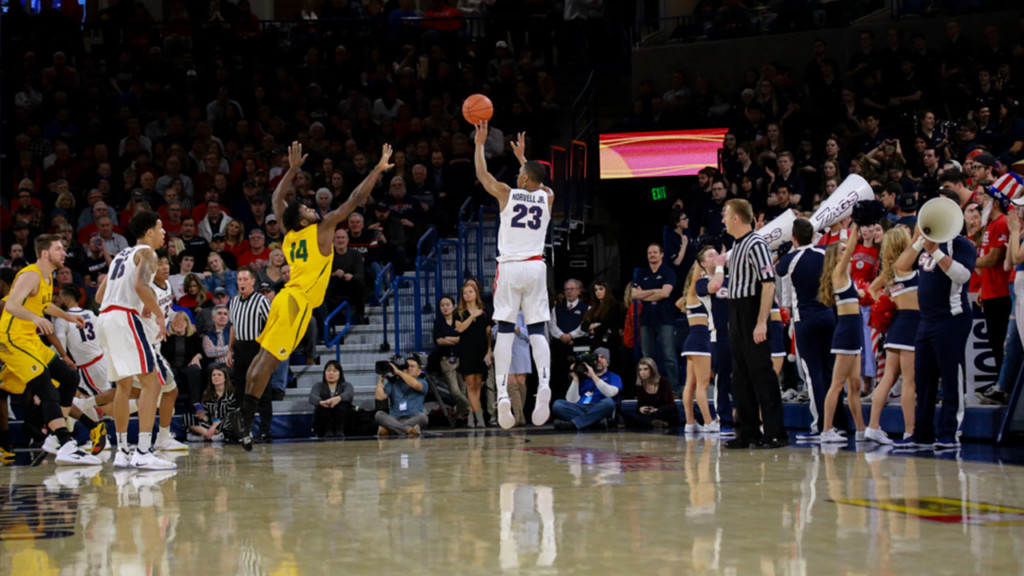 Report: Zach Norvell to stay in NBA Draft, will not return to Gonzaga