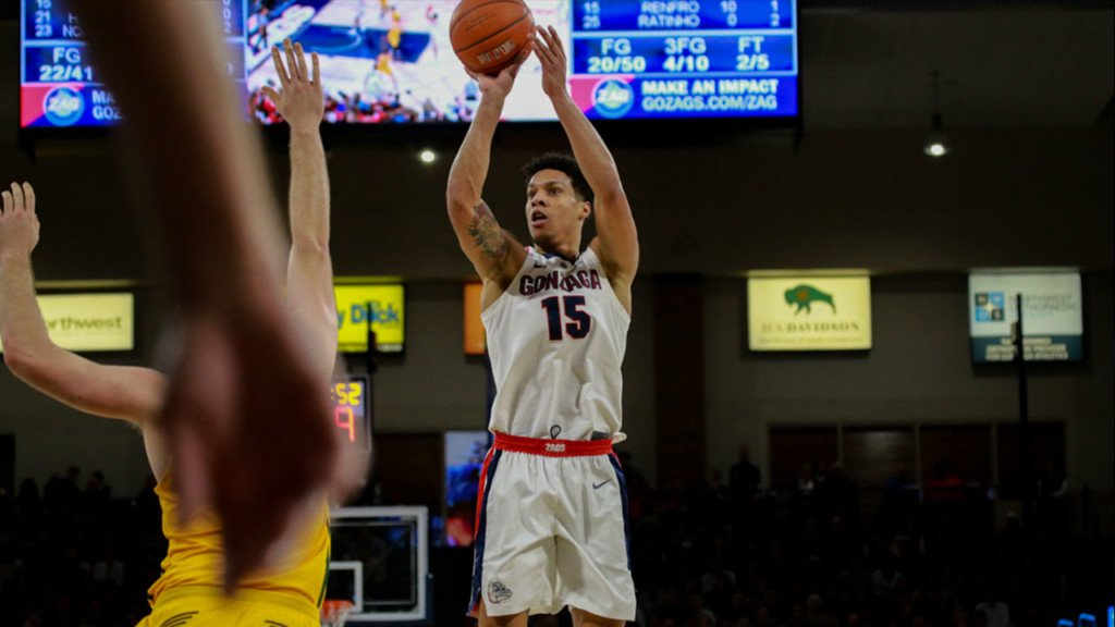 Clarke and Hachimura named to Wooden Award national ballot