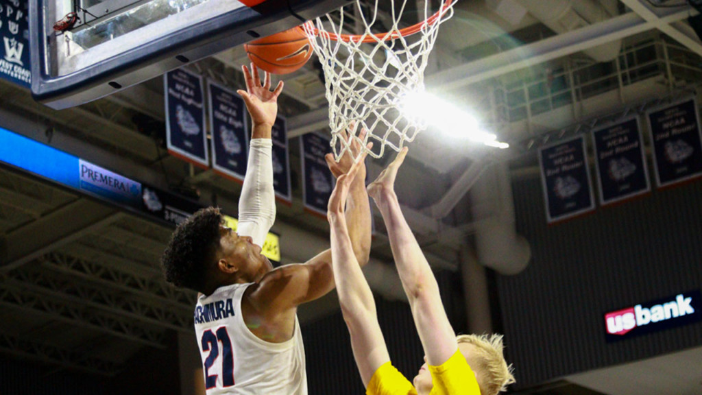 Gonzaga blows past Pepperdine by 26; advancing to another WCC Championship