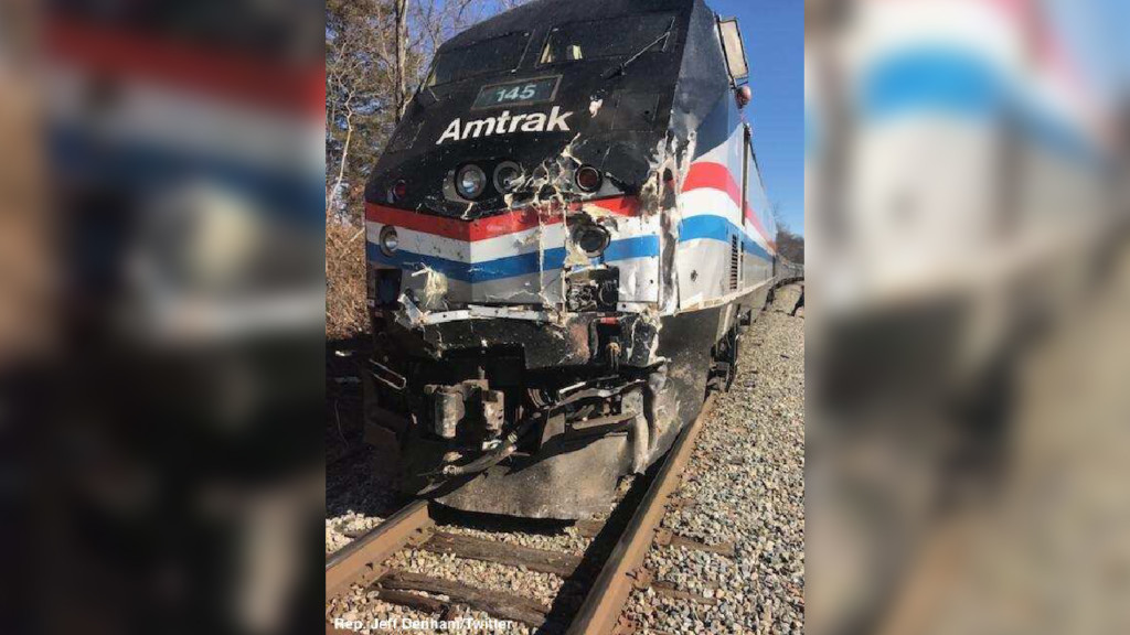 Cathy McMorris Rodgers and family uninjured in train crash