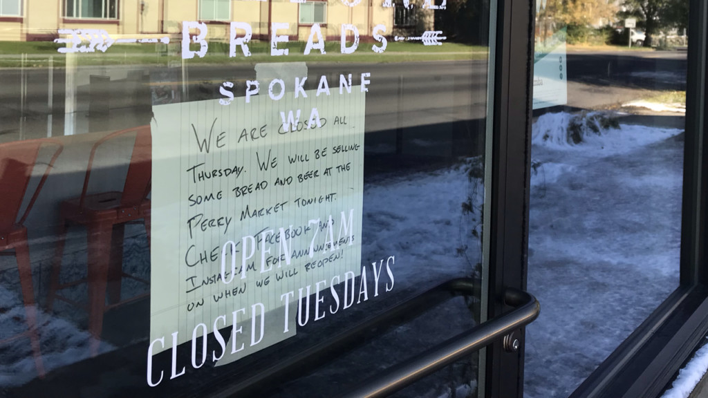 Extended power outage challenges local business