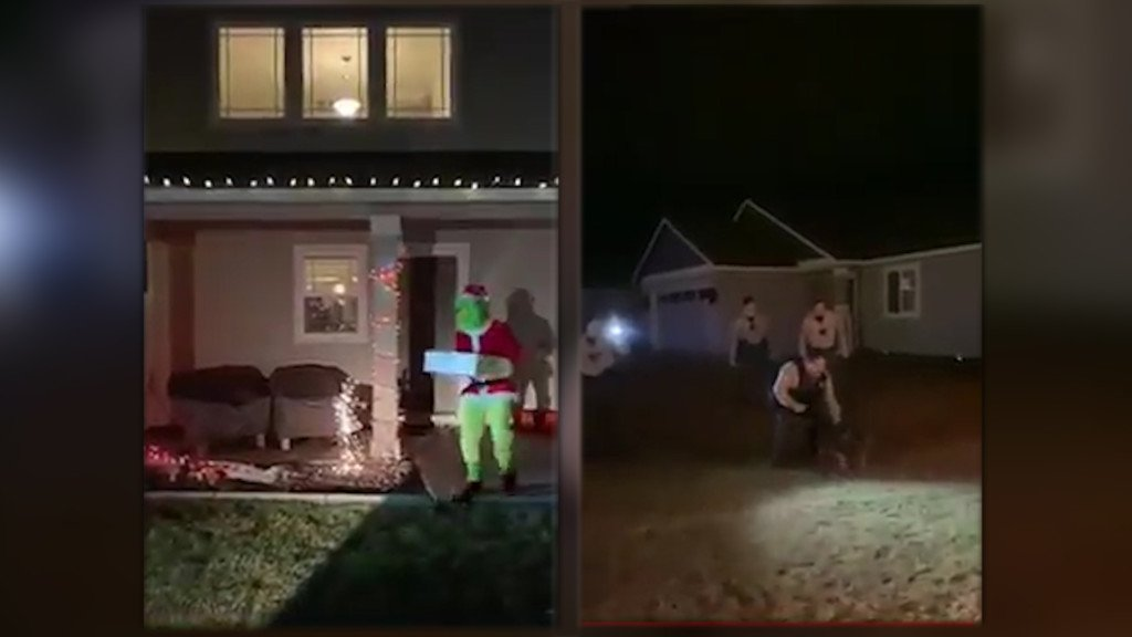 'Great news on Christmas!': Grant County Sheriff's Deputies finally catch the Grinch