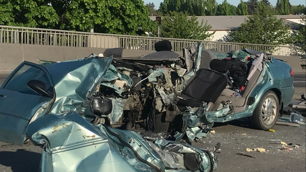 Suspect in Freya Way Bridge crash charged with vehicular assault, drug possession