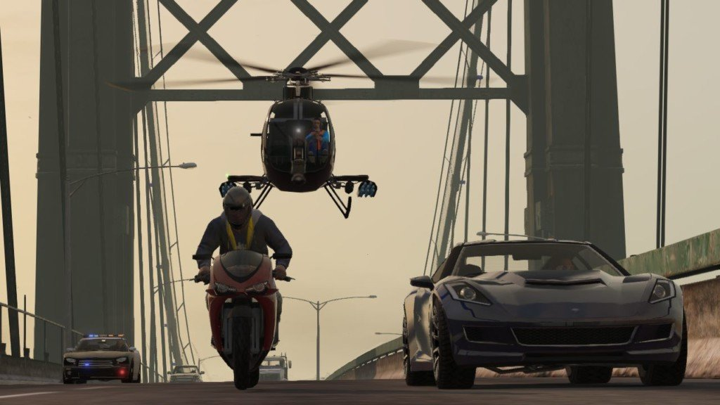 The Doomsday Heist: GTA Online gets massive new expansion