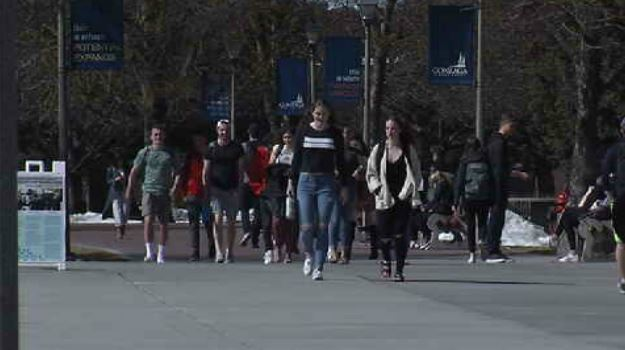 """Jimmy Kimmel, this is a real place!"": Gonzaga students prove they actually exist"