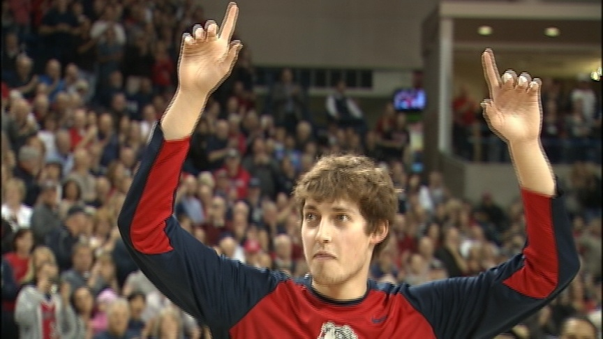 Gonzaga comes up short against Saint Mary's in home finale