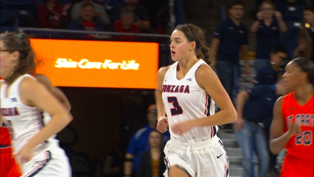No. 22 Gonzaga women are Gulf Coast Showcase champs after 63-50 win over Purdue