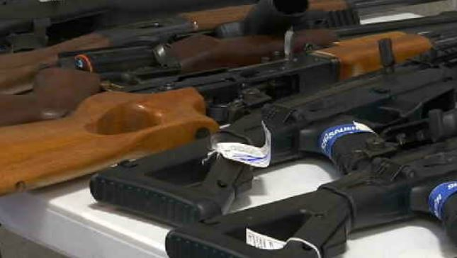Lawsuit over new gun laws dismissed in federal court