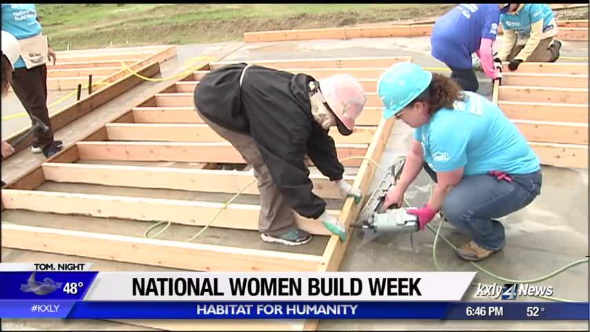 Habitat for Humanity makes one woman's dream of home ownership a reality