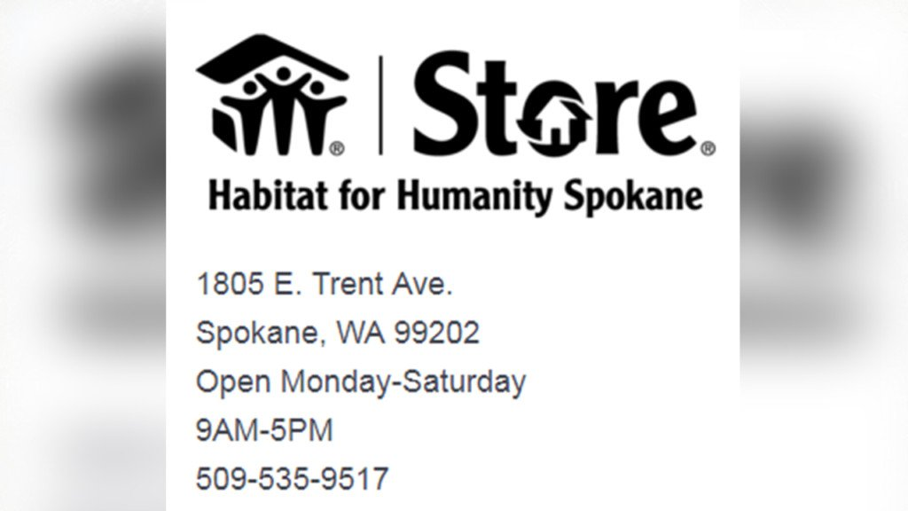 Save 40 percent on home improvement stuff and help Spokane families at the same time