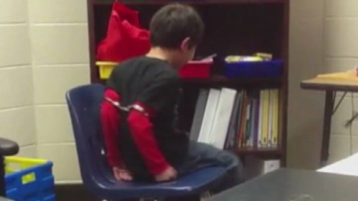 Sound Off for August 4th: Lawsuit filed after two students handcuffed. Thoughts?