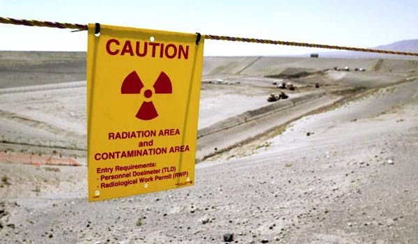 Workers study cause of fluctuations in nuclear waste tank