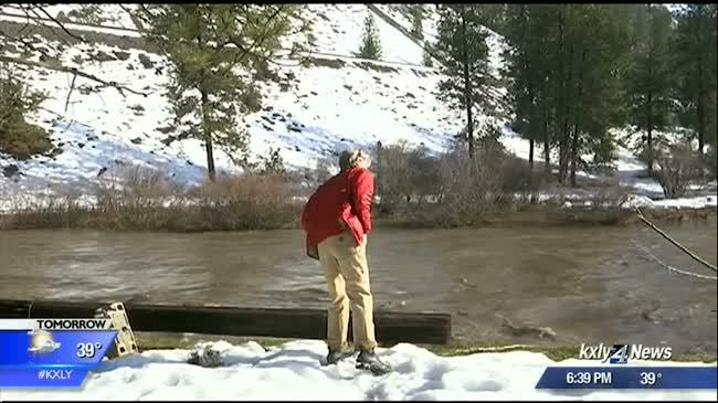 Hangman Creek levels shocking neighbors, local businesses