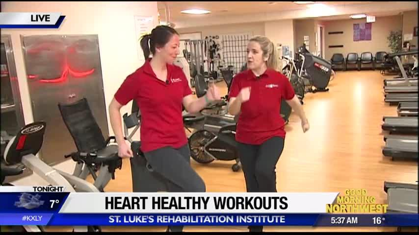 #happylife: fitting in a heart healthy workout