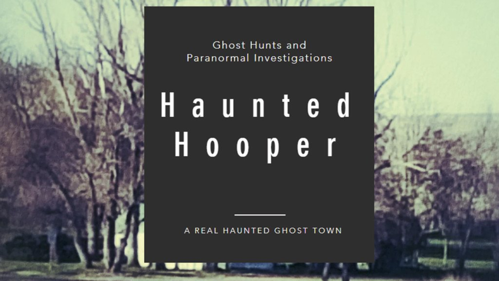 Summer ghost hunts offered in Hooper