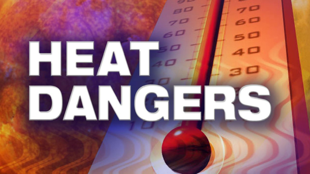 Excessive Heat Watch issued for Inland Northwest