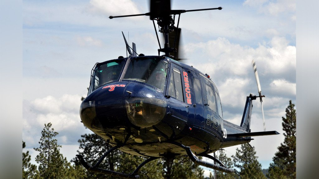 Spokane County Sheriff's Office adds a helicopter to its fleet