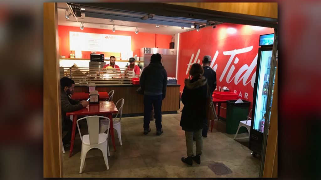 New lobster bar opens in downtown Spokane