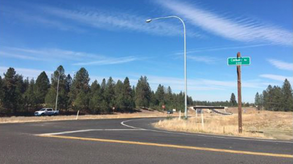 Highway 2 & Colbert Road safety options
