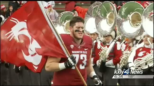 Holiday Bowl a homecoming game for 1 Coug