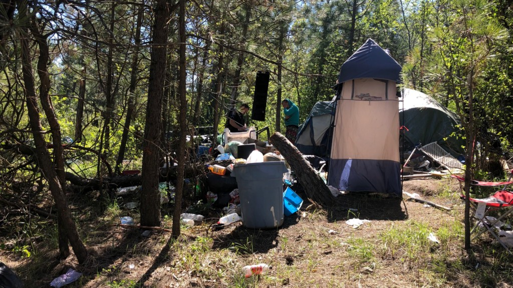 City of Spokane creates pilot program to address illegal camping