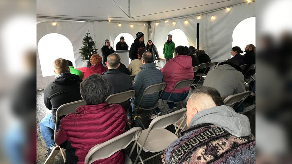 Memorial honors Spokane's homeless who passed away this year