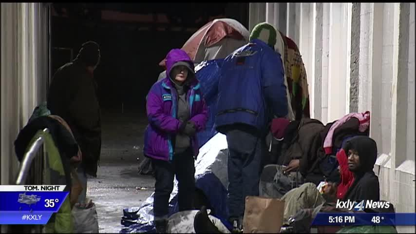 "Council member proposes ""homeless bill of rights"" ordinance in Spokane"