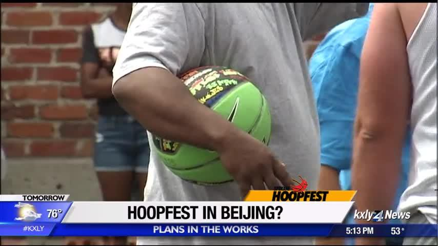 Hoopfest-like competition could soon be coming to China