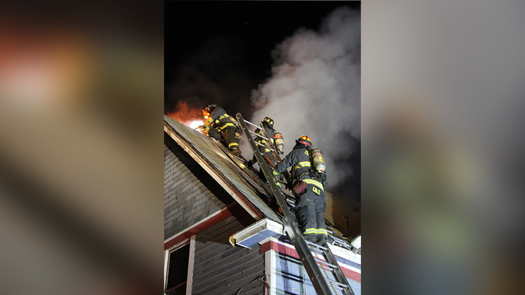 Family recalls escaping early morning house fire