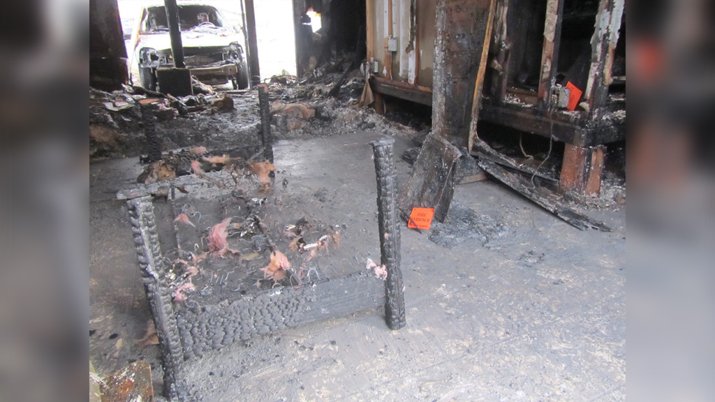 Family's dog dies in Coeur d'Alene fire sparked by space heater