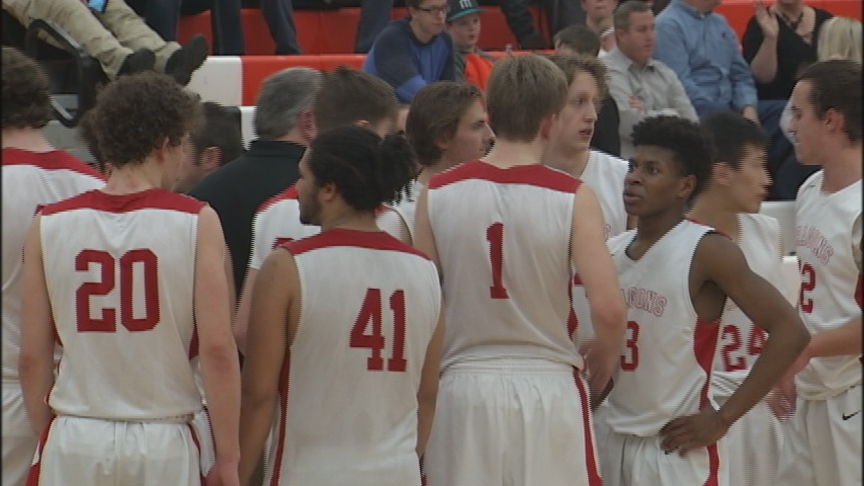 St. George's Boys, Liberty Girls Advance In 2B Districts
