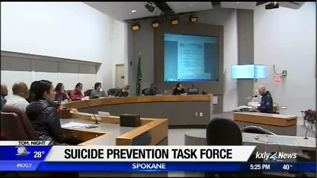 Human Rights Commission votes to create suicide prevention task force