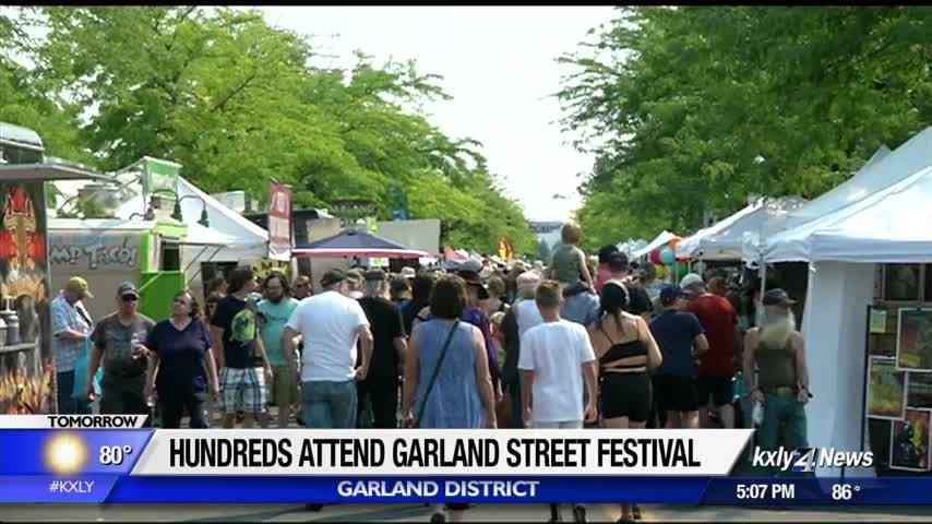 Garland Street Fair's success leads to its end; 2019 event canceled