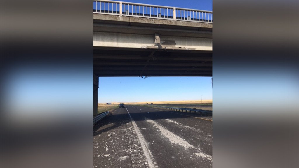 Inslee declares state of emergency for damaged overpass near Ritzville