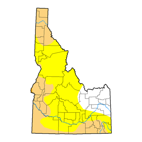 Idaho experiencing drought conditions