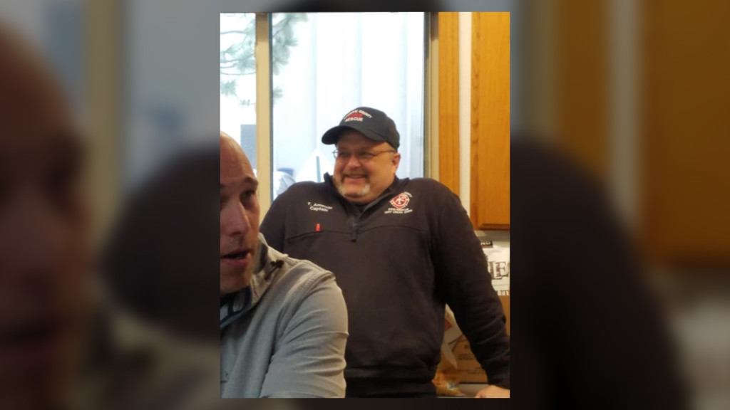 He protected the community for 33 years, now this first responder is retiring