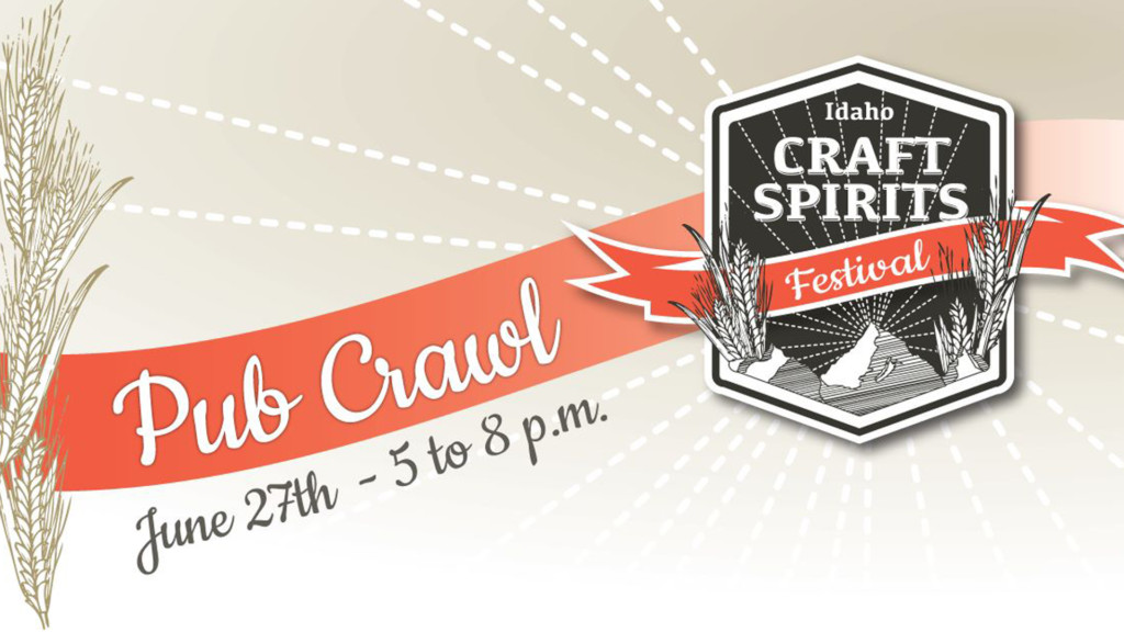 Idaho Craft Spirits Festival coming to downtown Coeur d'Alene