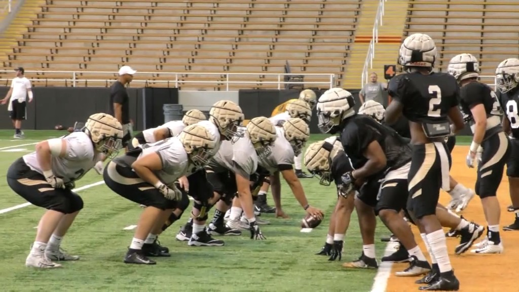 Vandals making progress in the trenches