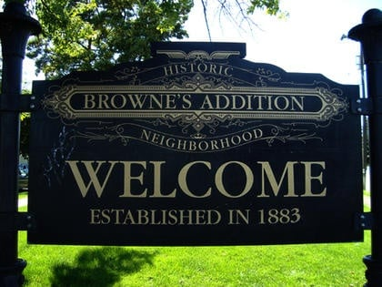 Hear tales of murder and mayhem during Browne's Addition walking tour