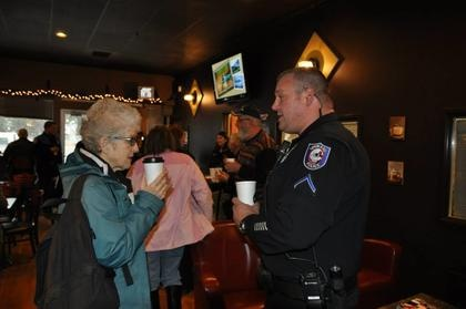 Have Coffee With A Cop in north Spokane today