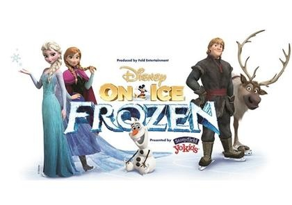 Disney on Ice to bring Frozen to Spokane