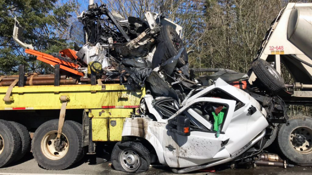 WSDOT: Engineer's close call a reminder to slow down, move over near work zones