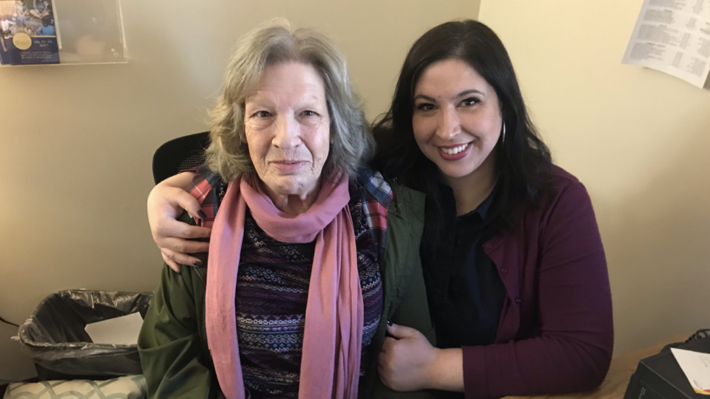 Mother, daughter give back to assistance program that once helped them