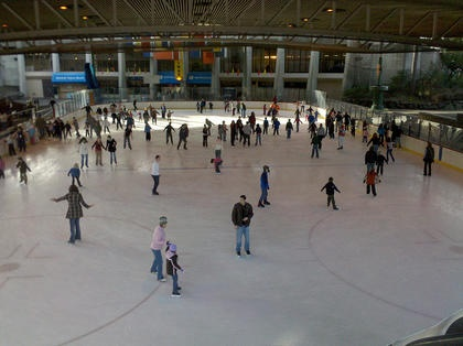 Ice Palace opening delayed for warm temperatures