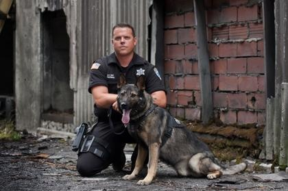 GoFundMe account to equip K9 Laslo with bulletproof vest