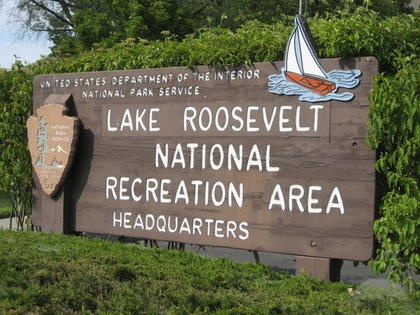 Fire ban issued in Lake Roosevelt Recreation Area